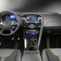 2011 Ford Focus Estate Interior Hd Wallpapers