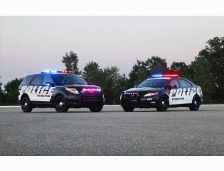 2011 Ford Police Interceptor Suv Hd Wallpapers
