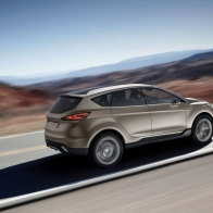 2011 Ford Vertrek Concept 2 Hd Wallpapers