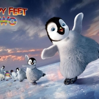 2011 Happy Feet 2 Wallpapers