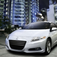 2011 Honda Cr Z Sport Hybrid Coupe Hd Wallpapers