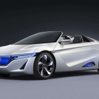 2011 Honda Ev Ster Concept Hd Wallpapers