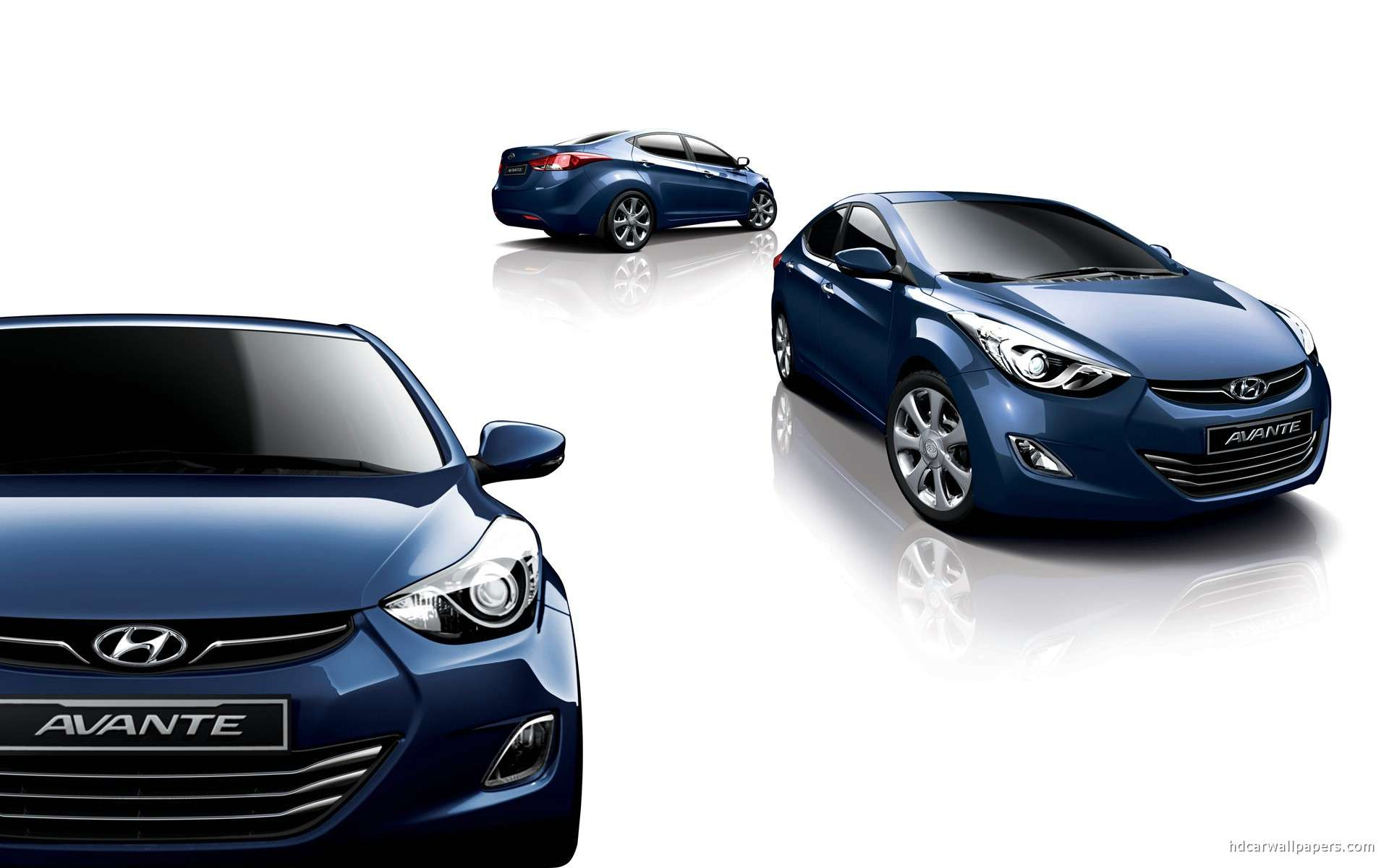 2011 Hyundai Avante Elantra Hd Wallpapers