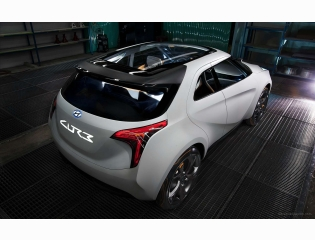 2011 Hyundai Curb Concept 2 Hd Wallpapers