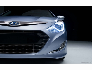 2011 Hyundai Sonata Hybrid Hd Wallpapers