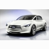 2011 Infiniti Etherea Concept Hd Wallpapers
