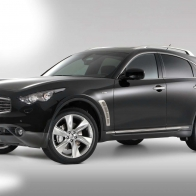 2011 Infiniti Fx30d S Hd Wallpapers