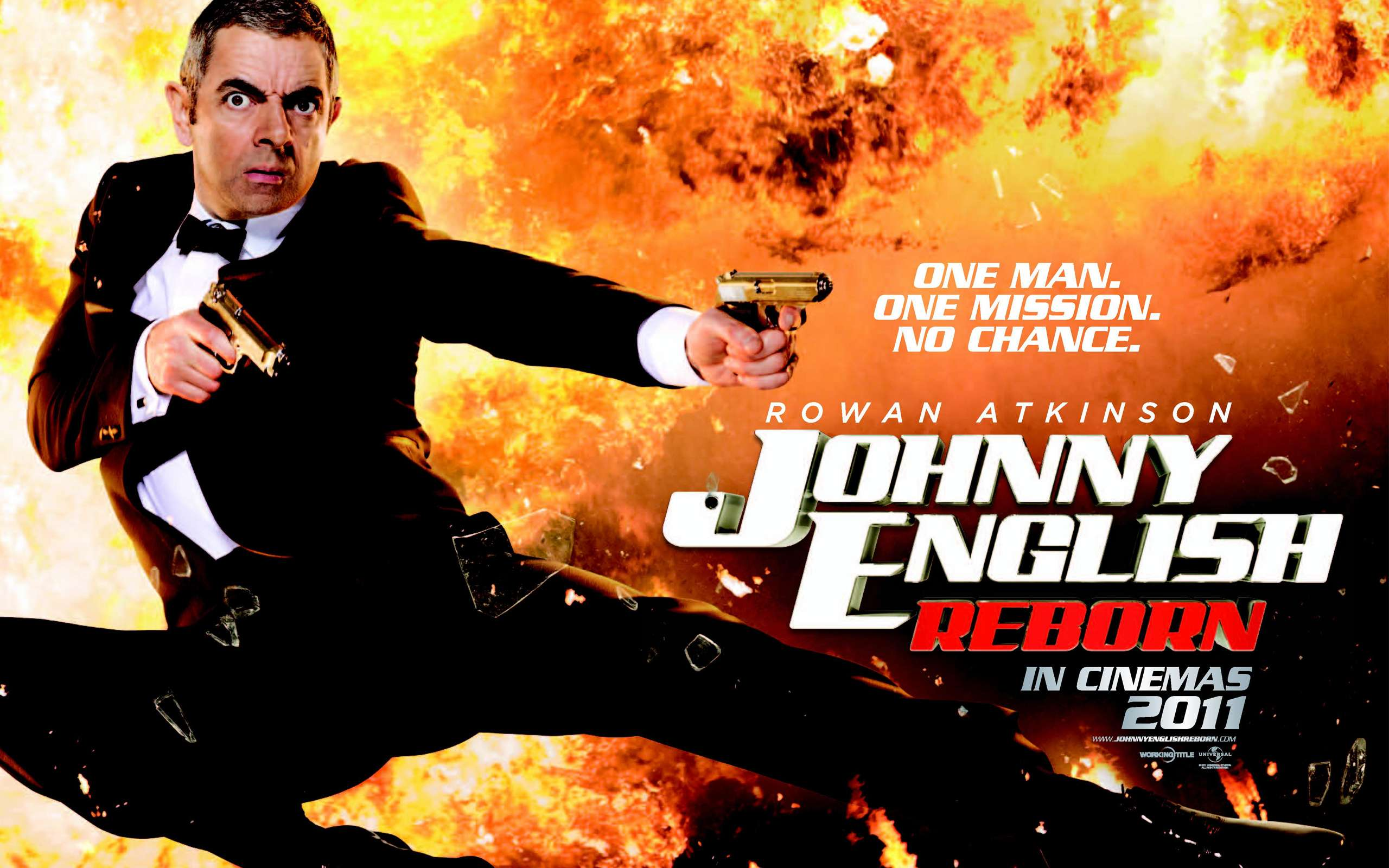 2011 Johnny English Reborn Wallpapers : Hd Wallpapers