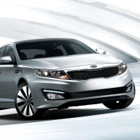 2011 Kia Optima Hd Wallpapers
