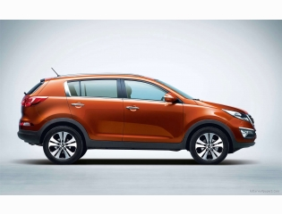 2011 Kia Sportage Hd Wallpapers