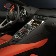 2011 Lamborghini Aventador Interior Hd Wallpapers