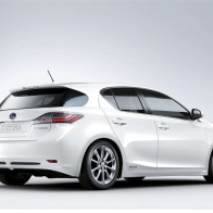2011 Lexus Ct 200h 2 Hd Wallpapers
