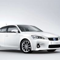 2011 Lexus Ct 200h Hd Wallpapers