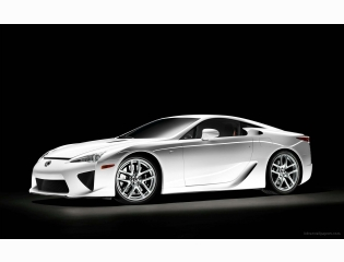 2011 Lexus Lfa 4 Hd Wallpapers