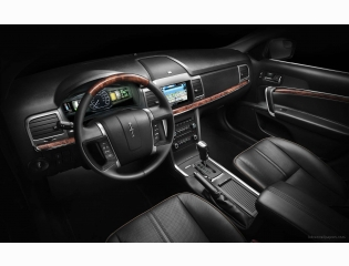 2011 Lincoln Mkz Hybrid Interior Hd Wallpapers