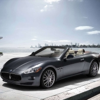 2011 Maserati Grancabrio Hd Wallpapers