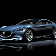2011 Mazda Shinari Concept 2 Hd Wallpapers