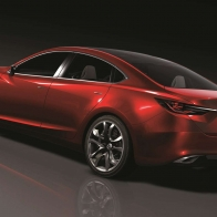 2011 Mazda Takeri Concept 2 Hd Wallpapers
