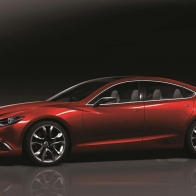 2011 Mazda Takeri Concept 3 Hd Wallpapers
