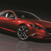 2011 Mazda Takeri Concept Hd Wallpapers