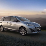 2011 Mazda5 Hd Wallpapers