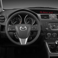 2011 Mazda5 Interior Hd Wallpapers