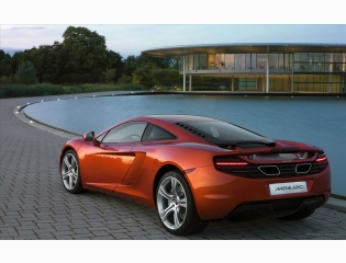 2011 Mclaren Mp4 12c 2 Hd Wallpapers