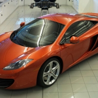 2011 Mclaren Mp4 12c 3 Hd Wallpapers