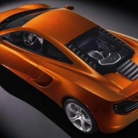 2011 Mclaren Mp4 12c 4 Hd Wallpapers