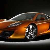 2011 Mclaren Mp4 12c Hd Wallpapers
