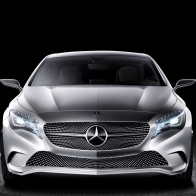 2011 Mercedes Benz Concept A Class 2 Hd Wallpapers