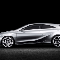 2011 Mercedes Benz Concept A Class 3 Hd Wallpapers