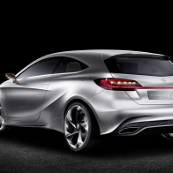 2011 Mercedes Benz Concept A Class 5 Hd Wallpapers