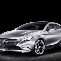 2011 Mercedes Benz Concept A Class Hd Wallpapers