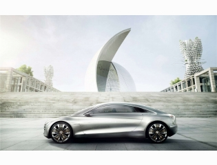 2011 Mercedes Benz F125 Concept 2 Hd Wallpapers