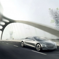 2011 Mercedes Benz F125 Concept Hd Wallpapers
