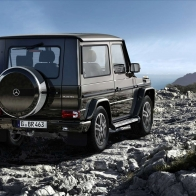 2011 Mercedes Benz G Class 2 Hd Wallpapers