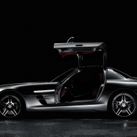 2011 Mercedes Benz Sls Amg 2 Hd Wallpapers