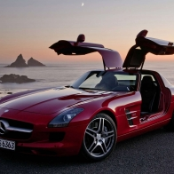 2011 Mercedes Benz Sls Amg 4 Hd Wallpapers