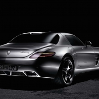 2011 Mercedes Benz Sls Amg 6 Hd Wallpapers
