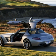 2011 Mercedes Benz Sls Amg 8 Hd Wallpapers