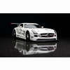 2011 Mercedes Benz Sls Amg Gt3 Hd Wallpapers