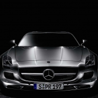2011 Mercedes Benz Sls Amg Hd Wallpapers