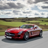 2011 Mercedes Benz Sls Hd Wallpapers