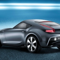 2011 Nissan Electric Sports Concept Car 3 Hd Wallpapers