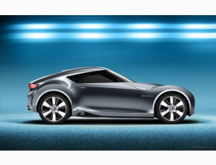 2011 Nissan Electric Sports Concept Car 4 Hd Wallpapers