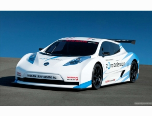 2011 Nissan Leaf Nismo Rc Hd Wallpapers