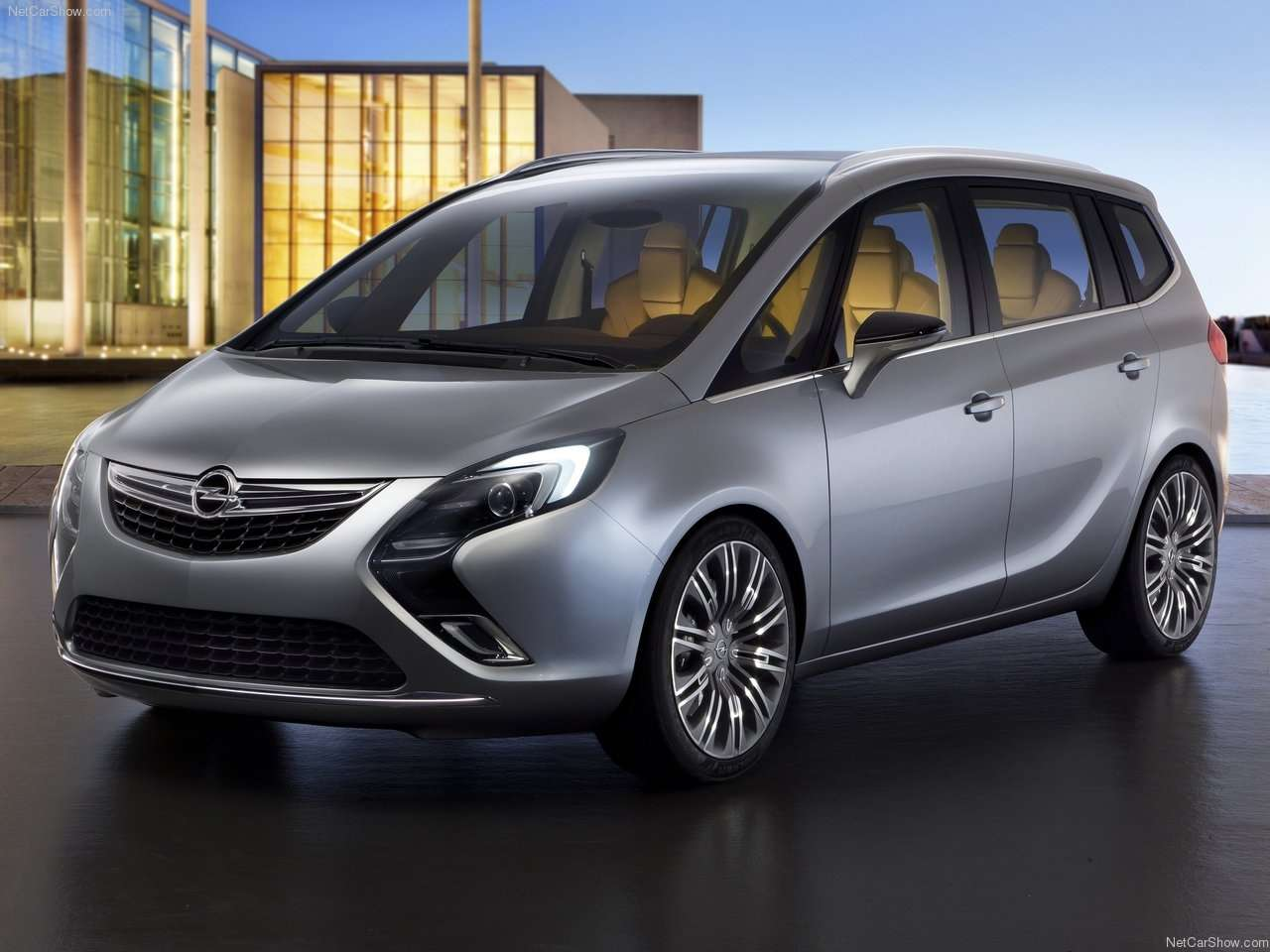 2011 opel zafira tourer concept wallpaper hd wallpapers. Black Bedroom Furniture Sets. Home Design Ideas