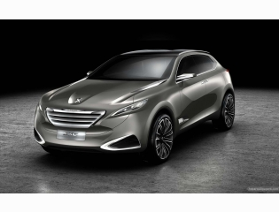 2011 Peugeot Sxc Concept Hd Wallpapers