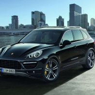 2011 Porsche Cayenne Turbo 3 Hd Wallpapers